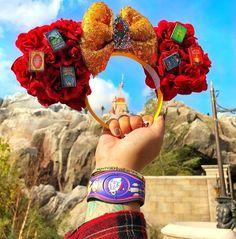 Diy Disney Ears, Disney Mickey Ears, Disney Diy, Disney Crafts, Disney Love, Disney Trips, Mickey Mouse, Disney Clothes, Disney Outfits