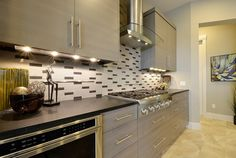 A well-lit kitchen will show off the room's character and décor, while giving the homeowners a functional space they can be comfortable cooking in.