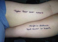 Friend/mom&daughter tattoo | Tattoo | Pinterest | Mom daughter ...