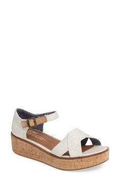 Really liking platform sandals