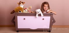 TiGeRi Kids Furniture - Toy Box Toy Boxes, Creative Kids, Kids Furniture, Toy Chest, Storage Chest, Toys, Home Decor, Furniture For Kids, Activity Toys