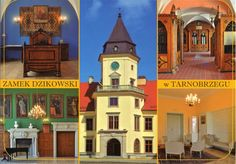 Tarnobrzeg Krakow, Poland, Mansions, History, House Styles, Beautiful, Home Decor, Luxury Houses, Interior Design