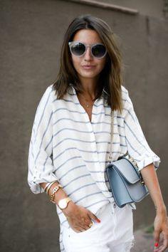 8 Styling-Geheimnisse, die wir uns von den Französinnen abschauen sollten Parisian Chic: So stylt ihr den Look nach
