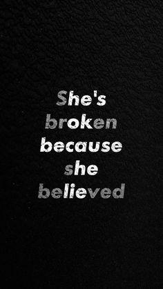 Breakup Quote iPhone Wallpaper - iPhone Wallpapers
