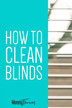 House Cleaning Ideas And Tips - Cleaning Tips For Lazy People - Fast Cleaning Tips For Blinds Diy Cleaning Products, Cleaning Hacks, Cleaning Wood Blinds, Minimalist Parenting, Vinyl Mini Blinds, Types Of Blinds, Wicker Coffee Table, Fabric Blinds, Lazy People