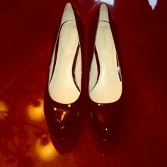Brand New Black Pumps Brand new patent black pumps by Nickels! Size 10 - BEAUTIFUL! Nickels Shoes Heels
