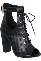 Calzado de Mujer Platanitos S 46714 Negro