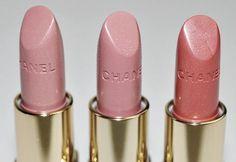 Pale pinks- so lady like