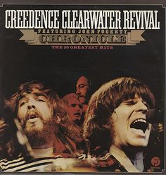 CCR - every time I hear Fortunate Son, I think of Forest Gump when he is in Vietnam lol. Love this band, especially John Fogerty's voice.