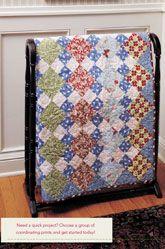 Sweet Caroline Digital Quilt Pattern from ShopFonsandPorter.com