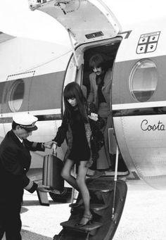 Beatle Ringo Starr (Richard Starkey) and wife Maureen Cox-Starkey Ringo Starr, The Beatles 1, Beatles Photos, Richard Starkey, The Fab Four, Wife And Girlfriend, Cultural, Paul Mccartney, John Lennon