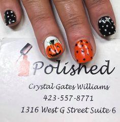 Halloween Nails, Pedicure, Polish, Crystals, Pedicures, Vitreous Enamel, Toe Polish, Crystal, Nail