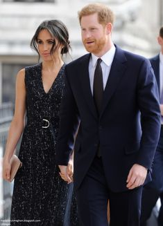 Prince Harry and Meghan Markle attended a memorial service to commemorate the 25th anniversary of the murder of Stephen Lawrence and to cel...