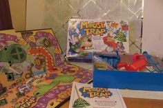 2005 Milton Bradley Mouse Trap Board Game COMPLETE w/Instructions Milton Bradley #MiltonBradley