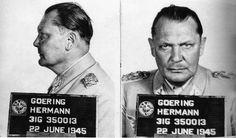 Hermann Goering, 1945