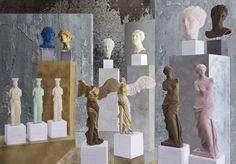 Decorative Accessories, Home Accessories, Ikea Shopping, Greek Art, Art Model, Ruler, Art Sketches, Sculpture Art, Display
