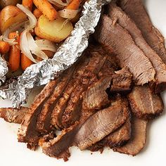 Melt-in-Your-Mouth Beef Brisket