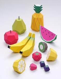 http://www.mrprintables.com/play-fruit-templates.html Idée faire-part - A monter soi-même