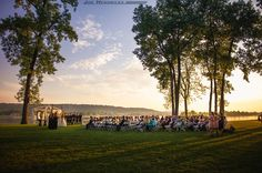 """Park On The River"" wedding venue in Little Rock /  Maumelle, Arkansas.  (Photo by www.joehendricksphotography.com)"