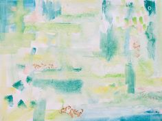 Esio Trot // Abstract Fine Art Giclee Print by MadelynNicoleStudio
