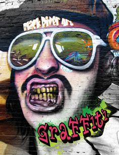 Graffiti By Karlon Douglas