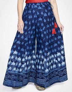 Shop Online for Handwoven Garments for Men, Women and Home Furnishings Fashion Pants, Boho Fashion, Girl Fashion, Fashion Dresses, Stylish Dresses, Casual Dresses, Square Pants, Indian Bridal Fashion, Kurta Designs