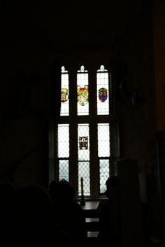 Large window in Bunratty Castle, Ireland. Large Windows, Stained Glass Windows, Ireland, September, Castle, Big Windows, Stained Glass, Irish, Stained Glass Panels