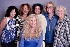 Cute Curly Hairstyles for Women Over 50