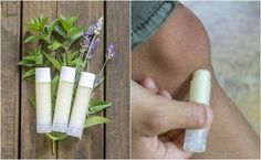 Get instant relief from itching, pain and redness with your own DIY bug bite relief stick. They are so easy to make with only a few ingredients.