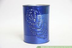Image titled Make Garden Lanterns from Old Tin Cans Step 14