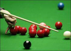 Le billard Anglais était le principal jeu de billard joué en Grande-Bretagne entre l'an 1770 jusqu'en 1920