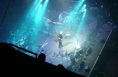 David Gilmour at David Gilmour, Richard Wright, Nick Mason, Guy Pratt, Dick Parry, and Crosby & Nash at Royal Albert Hall (31 May 06)