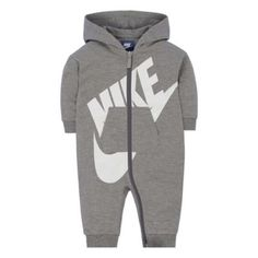 Baby Girl Nike Gray Futura All Day Play Overall Size: Months Grey - May 18 2019 at Baby Outfits, Nike Outfits, Toddler Outfits, Kids Clothes Boys, Cute Baby Clothes, Kids Clothing, Babies Clothes, Summer Clothes, Fashion Branding