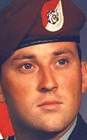 Army 1st Sgt. Alan N. Gifford  Died September 16, 2005 Serving During Operation Iraqi Freedom  39, of Tallahassee, Fla.; assigned to the 4th Battalion, 64th Armor Regiment, 4th Brigade Combat Team, 3rd Infantry Division, Fort Stewart, Ga., killed Sept. 16 when an improvised explosive device detonated near his M1A1 Abrams tank during patrol operations in Baghdad.