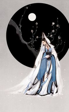 Kai Fine Art is an art website, shows painting and illustration works all over the world. Japanese Theme, Japanese Art, Character Inspiration, Character Art, Character Design, Manga Art, Anime Art, China Art, Art And Illustration