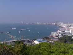 Pattaya  ...not the Pattaya of 1962 &63