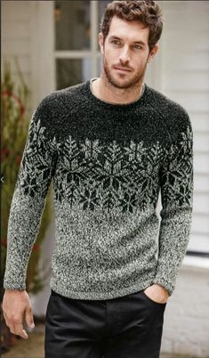 65 ideas for knitting pullover men fair isles 65 ideas for knitting pullover men fair islesYou can find Men sweater and more on our ideas for k. Knitting Pullover, Pullover Sweaters, Men Sweater, Fair Isle Knitting Patterns, Sweater Knitting Patterns, Mens Knit Sweater Pattern, Knitting Ideas, Christmas Knitting, Fashion Clothes