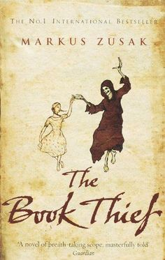 The Book Thief, Markus Zusak: SO GOOD. Makes me cry every time I read it.