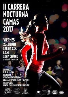II Carrera Nocturna de Camas.