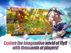 Flyff Legacy Anime MMORPG MOD APK – YETENEK HİLELİ