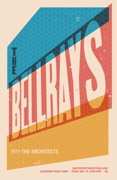 Nice Patterns here: The bellrays