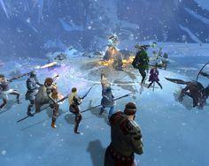 Norn battle screenshot courtesy of Guild Wars 2 player David
