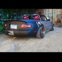 Mazda car - cool picture Mazda Cars, Mazda Miata, Mx5 Parts, Thing 1, Drifting Cars, Car Mods, Rx7, Car Tuning, Race Cars