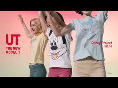 Barbara palvin & pharrell williams - UNIQLO Commercial - YouTube