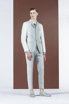 FENDI SPRING SUMMER 2013 MEN'S COLLECTION.