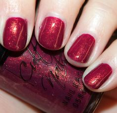 *Cult Nails - Iconic (Launch/Inaugural  Collection Winter 2011) / VampyVarnish
