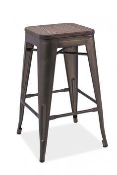 Scaun de bar Long II #bar #barchair #decoration #livingroomdecor #homedecor #cocktailbar Cocktails Bar, Ron, Decoration, Stool, Interior, Modern, Furniture, Design, Home Decor