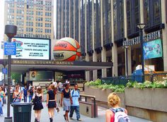 Madison Square Garden #NYCLove