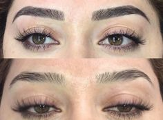 Stage and screen ready for this UK actress, her brows now beautiful, full, thick, bold yet super defined. She very much suits this style of brows, which as you can see are epic and look like the classic Hollywood style of the old movie actresses.