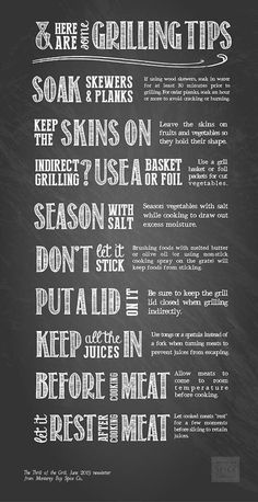 Short  Sweet Grilling Tips #myhttender